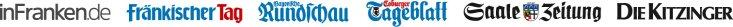 E-Paper Guide | inFranken.de Logo
